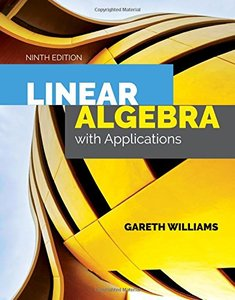 Linear Algebra with Applications, 9/e (Paperback)-cover