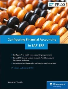 Configuring Financial Accounting in SAP ERP (2nd Edition) (SAP PRESS)-cover