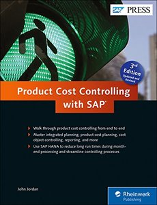 Product Cost Controlling with SAP Product Costing: SAP CO-PC (3rd Edition) (SAP PRESS)-cover