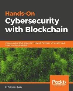 Hands-On Cybersecurity with Blockchain-cover