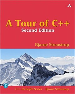 A Tour of C++, 2/e (Paperback)-cover