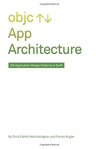 App Architecture: iOS Application Design Patterns in Swift-cover