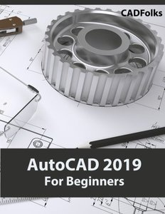 AutoCAD 2019 For Beginners-cover
