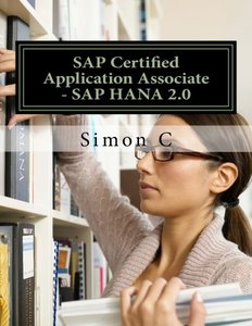 SAP Certified Application Associate - SAP HANA 2.0-cover