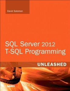 SQL Server 2012 T-SQL Programming Unleashed-cover