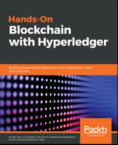 Hands-On Blockchain with Hyperledger-cover