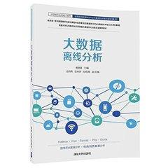 大數據離線分析(高等院校數據科學與大數據技術系列規劃教材)-cover