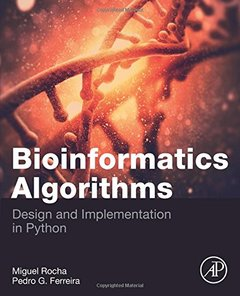 Bioinformatics Algorithms: Design and Implementation in Python(美國原版) -cover