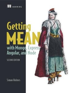 Getting MEAN with Mongo, Express, Angular, and Node ,2e-cover