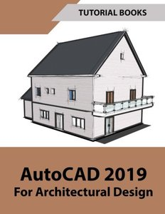 AutoCAD 2019 For Architectural Design-cover