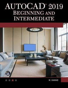 AutoCAD 2019 Beginning and Intermediate-cover