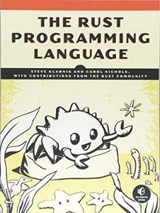 The Rust Programming Language-cover