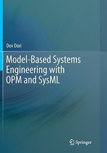 Model-Based Systems Engineering with OPM and SysML-cover