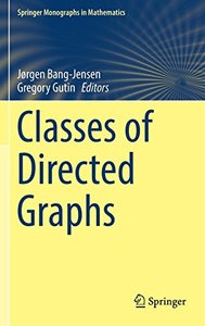 Classes of Directed Graphs (Springer Monographs in Mathematics)-cover