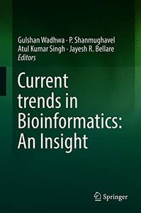 Current trends in Bioinformatics: An Insight-cover
