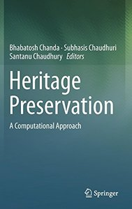 Heritage Preservation: A Computational Approach-cover
