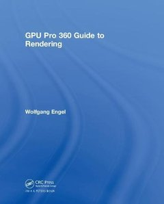 GPU Pro 360 Guide to Rendering (Hardcover)-cover