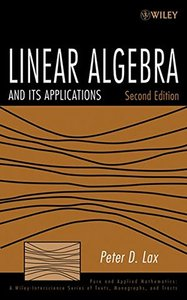 Linear Algebra and Its Applications, 2/e (Hardcover)-cover