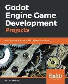 Godot Engine Game Development Projects-cover