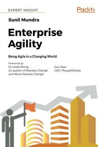 Enterprise Agility: Being Agile In a Changing World-cover