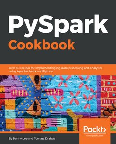 PySpark Cookbook-cover