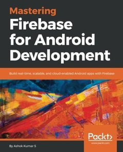 Mastering Firebase for Android Development-cover