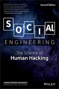 Social Engineering: The Science of Human Hacking-cover