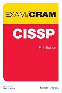 CISSP Exam Cram (5th Edition)-cover