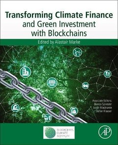 Transforming Climate Finance and Green Investment with Blockchains-cover