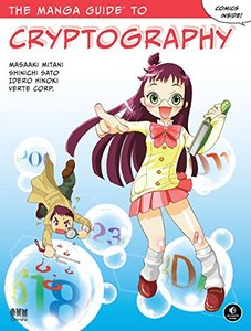 The Manga Guide to Cryptography-cover
