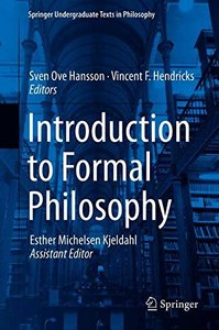 Introduction to Formal Philosophy (Springer Undergraduate Texts in Philosophy)-cover