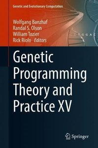 Genetic Programming Theory and Practice XV (Genetic and Evolutionary Computation)-cover