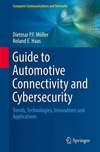 天瓏網路書店 | Guide to Automotive Connectivity and Cybersecurity: Trends,  Technologies, Innovations and Applications (Computer Communications