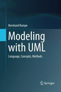 Modeling with UML: Language, Concepts, Methods-cover