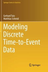 Modeling Discrete Time-to-Event Data (Springer Series in Statistics)-cover