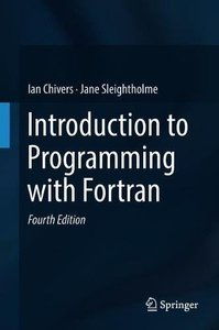 Introduction to Programming with Fortran-cover