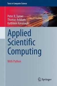 Applied Scientific Computing: With Python (Texts in Computer Science)-cover