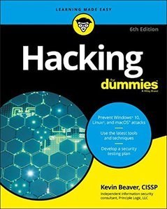 Hacking For Dummies (For Dummies (Computer/tech))-cover
