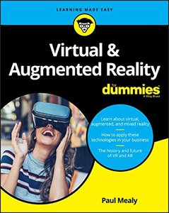 Virtual & Augmented Reality For Dummies-cover