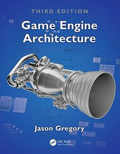Game Engine Architecture, 3/e (Hardcover)-cover