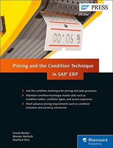 SAP Pricing and the Condition Technique in SAP ERP (SAP PRESS)-cover