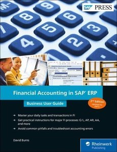 Financial Accounting in SAP FICO (SAP ERP): Business User Guide (Second Edition) (SAP PRESS)-cover
