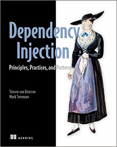 Dependency Injection: Principles, Practices, Patterns ,2e-cover