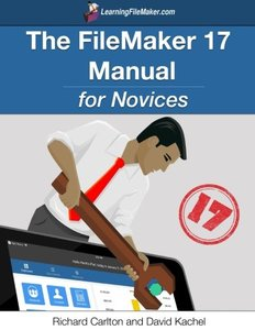 The FileMaker 17 Manual for Novices-cover