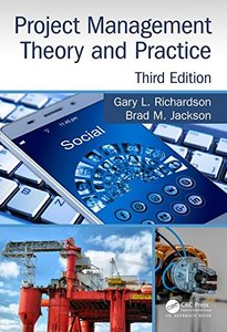 Project Management Theory and Practice, Third Edition-cover
