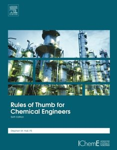 Rules of Thumb for Chemical Engineers, 6/e (Paperback)-cover