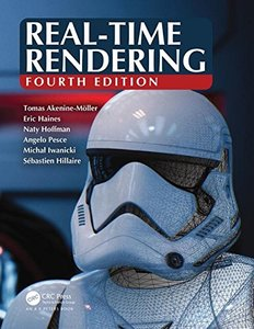 Real-Time Rendering, 4/e (Hardcover)-cover