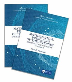 Mathematical Principles of the Internet, Two Volume Set (Chapman & Hall/CRC Computer and Information Science Series)-cover