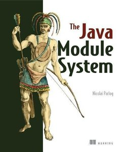 The Java Module System-cover