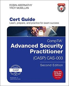 Abernathy: CompTIA Advanced Secur_o2 (2nd Edition) (Certification Guide)-cover